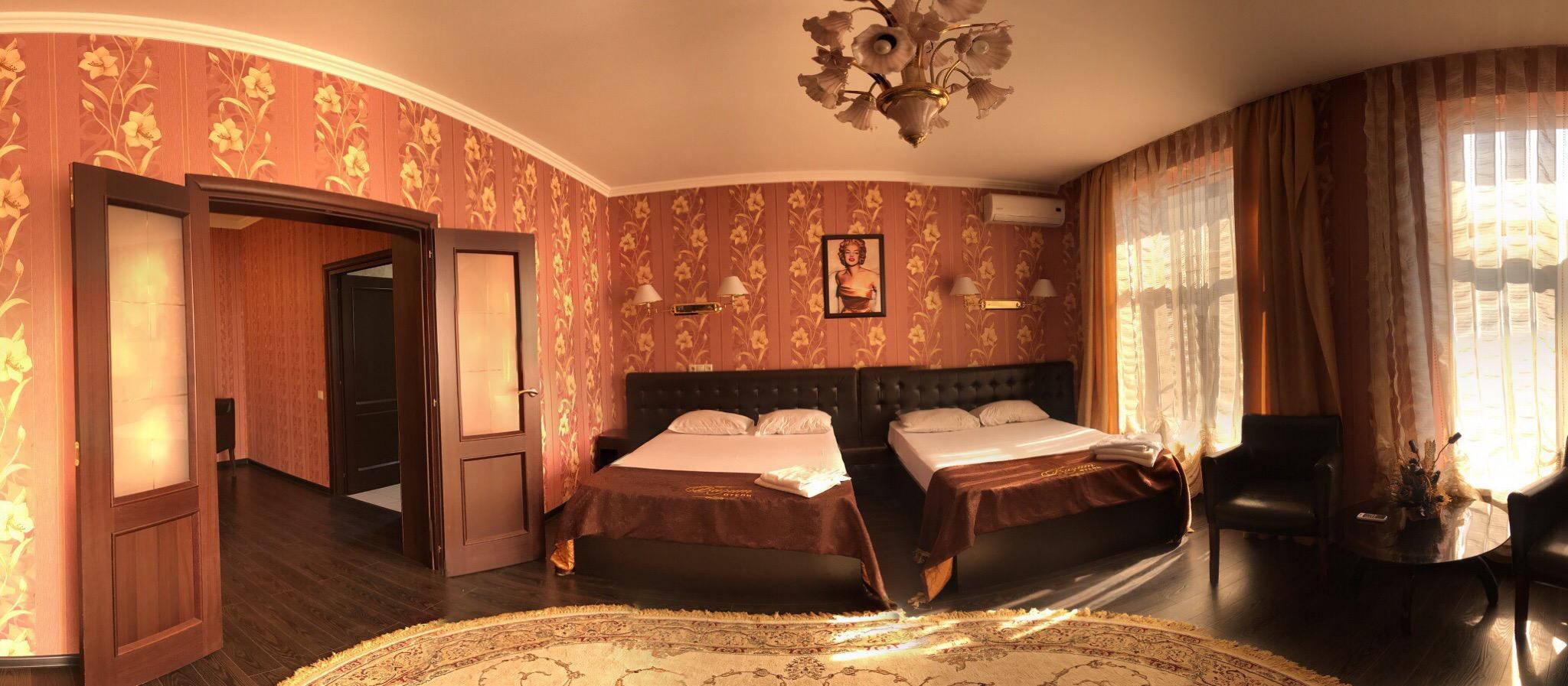 Номер люкс в отеле Визит 4