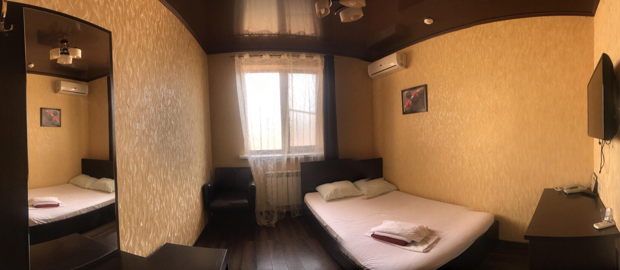 Номер стандарт в отеле Визит